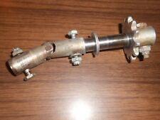 Cessna control yoke, Universal Joint / Shaft / Sprocket assembly 170-172-175-182