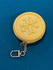 ON HAND Authentic Tory Burch Fleming Card Wallet/Coin Purse -Limone Yellow