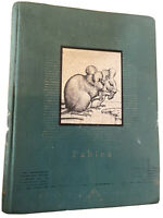 Fables: (Everyman's library children's classics) by Aesop Hardback Book VG, 1992