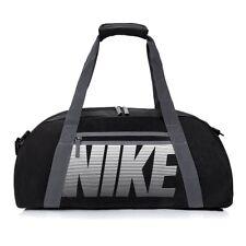 Nike Gym Club Sac Sport Aptitude Yoga Pilates Entraînement Sac Noir Pour Femmes
