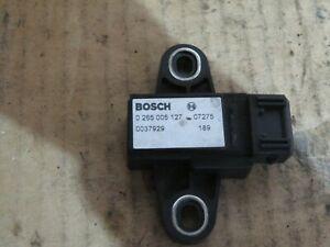 IVECO DAILY 35S MK4 2006-2011 YAW RATE SENSOR P/N: 0037929