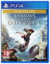 Gioco Assasins's Creed Odyssey Ps4 Ubisoft IT Videogioco Playstation 4