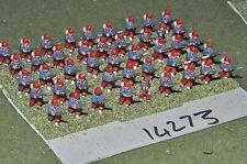 15 mm 19th siècle/FRANCO PRUSSIENNE-Infanterie Française-INF (14273)