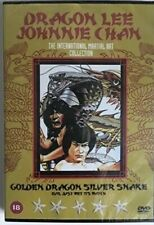 New listing Golden Dragon Silver Snake Dvd Brand New Dvd Disc Only Free Post Fast Dispatch