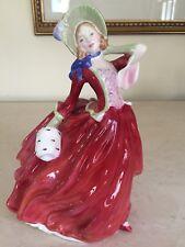 """Vintage Royal Doulton figurine """"Autumn Breezes"""" HN 1934 Excellent!!"""