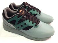 Saucony Grid SD HT Trainers, Green / Black