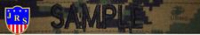 Nametape nombres rayas USMC MARPAT/MARPAT Desert-con su nombre