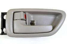fits Toyota Sequoia Avalon Inside Door Handle Trim Gray Driver Side