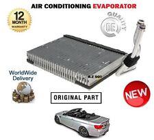 PER BMW E93 320 325 330 335 d M3 4.0 2007- > NUOVO ARIA CONDIZIONATA EVAPORATORE