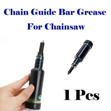 Chainsaw Sprocket Nose Guide Bar Loaded Grease Gun For Husqvarna New