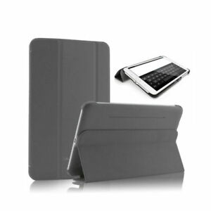 """Samsung Galaxy Tab A6 10.1"""" SM-T585/T580 Stand Slim Smart Case  + Tempered Glass"""