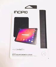 Incipio Faraday Magnetic Closer Folio Stand Case For ASUS ZenPad Z 10 in BLACK