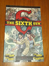 SIXTH GUN BOOK 4 TOWN CALLED PENANCE ONI PRESS CULLEN BUNN < 9781934964958
