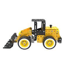 332pcs DIY Engineering Truck Vehicle 3D Metal Model Kits Assemble Puzzle Toy