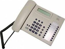 Siemens Euroset 2015 Single Line Corded Business Phone Telephone White