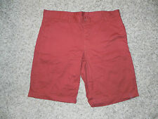 WESC MENS CASUAL SHORTS LARGE IRELAND BUTTON FLY NWT $44