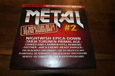 NIGHTWISH - EPICA - SEETHER - DIVINE HERESY - THE BLED - CD compil !!!