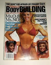 Vintage Female Bodybuilding & Sports Fitness Magazine, Strength+Sensuality,#44