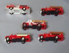Corgi set of 5 Diecast Metal/Plastic Emergency Type Vehicles : Christmas