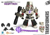 Kids Logic Transformers Mecha Nations MN-03 LED Megatron Action Figure
