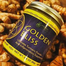 SARVAA SUPERFOOD Golden Bliss - Organic Vegan Raw Golden Milk Powder Turmeric