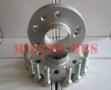 2 DISTANZIALI ATHENA 12mm MERCEDES SLK R170-R171 (Con Bulloni) ASSE ANTERIORE