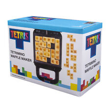 Tetris Waffle Maker Fizz Creations 7 Iconic TetriminoShapes Kitchen Gadget