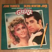 Various – Grease OST Soundtrack 2 × Vinyl LP Album Gatefold 1978 RSO 2658 125