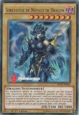 ♦Yu-Gi-Oh!♦ Sorceleuse de Noyaux de Dragon (Core Hexer) : INOV-FR001 -VF/RARE-