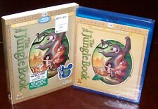 DISNEY'S The JUNGLE BOOK, Diamond Edition (2014) 2-Disc Blu-ray/DVD + Slip Case