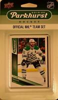 2020 Upper Deck Parkhurst NHL Dallas Stars Team Set Blister | 1 Pack