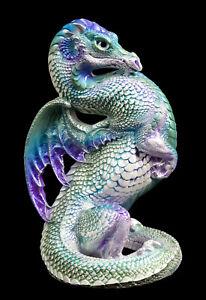 "Windstone Editions ""Moonstone"" Emperor Dragon Test Paint #1"