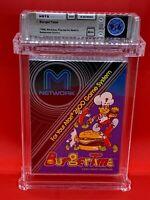 BurgerTime for Atari 2600 -  WATA 9.6 A++   Graded and Factory Sealed --  NEW