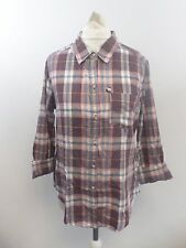 Holister Check Plaid Shirt Size Small Box46 69 L