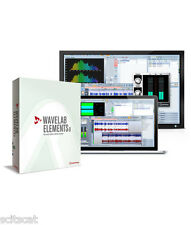 New Steinberg WaveLab Elements 8 Mastering Software Retail Version Boxed Mac/PC