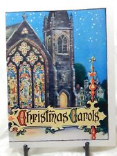 Pacific Telephone Employees Booklet Christmas Carols 1953