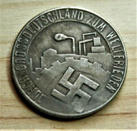 W.W.2 GERMAN COLLECTORS COIN '35 REICHSMARK