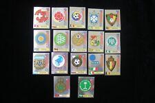 Panini: Fußball WM 1994 kompletter Wappensatz deutsche Version