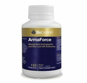 BioCeuticals Armaforce 120 Tablets FREE POSTAGE