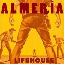 LIFEHOUSE Almeria [Deluxe Edition](CD, Jan-2012, Geffen) [13 TRACKS]