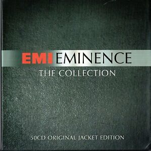 EMI EMINENCE THE Collection - Coffret 50 CD