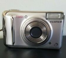 Fujifilm FinePix A Series A700 7.3MP Digital Camera - Silver *GOOD*