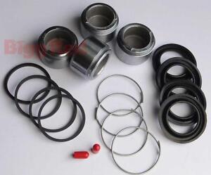 Alfa Romeo Spider 1971-1993 Front Brake Caliper Seal & Piston Repair Kit (BRKP85