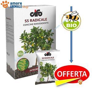 Cifo S5 RADICALE 100 gr - Chelato di Ferro Rinverdente - per uso BIOLOGICO