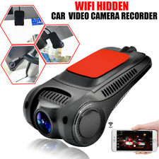 1080P Car WIFI Hidden DVR Dash Cam 170° Lens Camera Night Vision Video Recorder