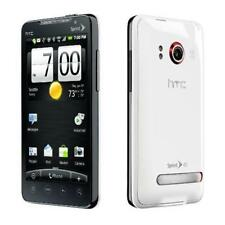 New HTC EVO 4G Sprint Android Smartphone White, No Contract