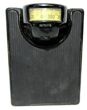 VINTAGE ANTIQUE DETECTO SERIES FLOOR SCALE - TESTED FOR ACCURACY