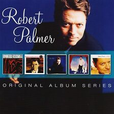 ROBERT PALMER - ORIGINAL ALBUM SERIES 5 CD NEU