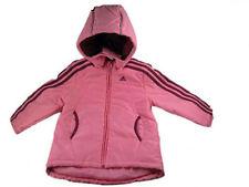 Manteaux, vestes et tenues de neige avec capuche en polyester pour fille de 2 à 3 ans