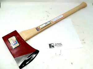 Council Tool 35MD26 3.5 lb. Mine Miners Axe Single Bit w/26″ Straight Handle NEW